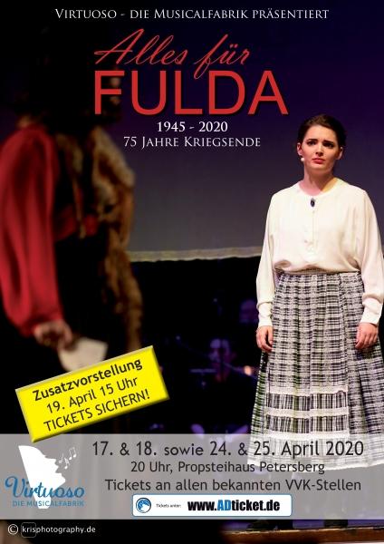 Alles für Fulda - 19.04.2020 - 15 Uhr